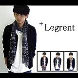 【Legrent】 フォークロアストール