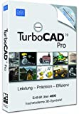 Software - TurboCAD V 19 Pro Platinum incl. 3D Symbole