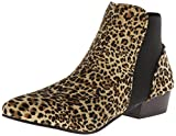 Penny Loves Kenny Women's Nickle Boot, Leopard, 8 M US