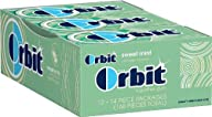 Orbit Sweet Mint Sugarfree Gum, (Pack…