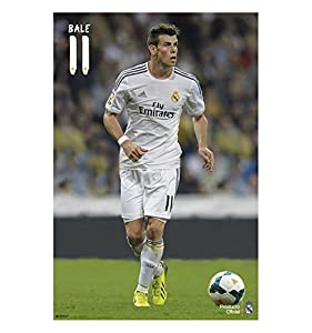 Real Madrid F.C. Poster Bale 108