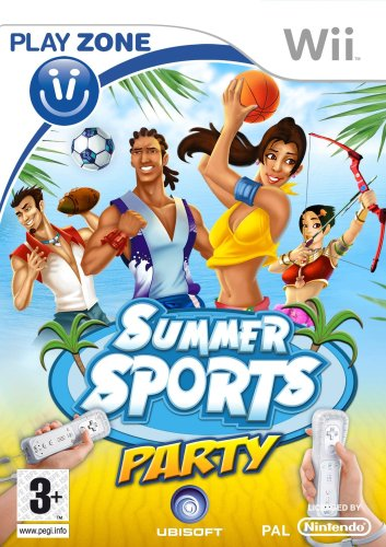 SUMMER SPORTS PARTY (WII) [IMPORT ANGLAIS] [JEU WII]