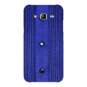 Style Royal Blue Back Case Cover for Samsung Galaxy J5