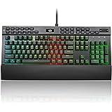 Redragon® YAMA Aluminum Performance Colour Backlit PC Mechanical Gaming Keyboard