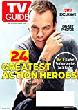 img - for Kiefer Sutherland, TV's 24 Greatest Action Heroes, The Last Ship, Cam Gigandet, Daytime Emmy Awards - TV Guide Magazine SPECIAL DOUBLE ISSUE book / textbook / text book