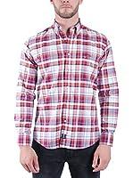 TIME OF BOCHA Camisa Hombre (Rojo)
