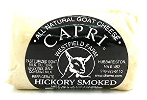 Capri Smoked Goat Cheese - Westfield Farm - 4 oz