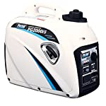Pulsar PG2000iS 2000W Peak 1600W Rated Portable Gas-Powered Inverter Generator