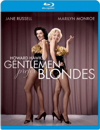 Gentlemen Prefer Blondes Blu-ray