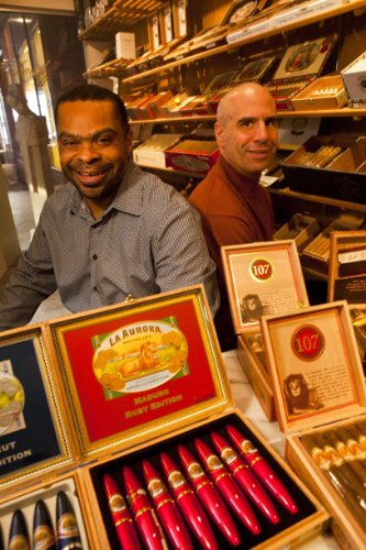 Cigar & Smoke Shop Start Up Sample Business Plan CD!