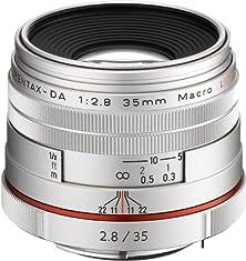 PENTAX HD PENTAX-DA35mmF2.8 Macro Limited シルバー