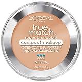 L'Oreal Paris True Match Super-Blendable Compact Makeup, SPF 17, Classic Beige, 0.30 Ounce