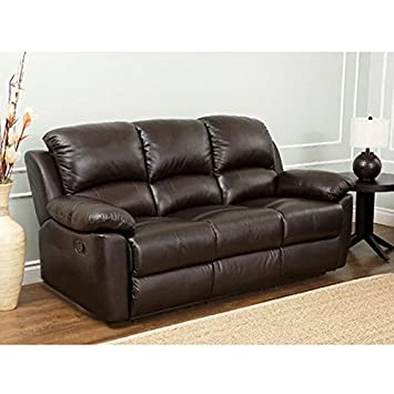 Westwood Top Grain Leather Sofa by Abbyson Living
