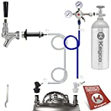 Kegco Door Mount Kegerator Conversion Kits - Ball Lock Home Brew - Amazon Parent Product