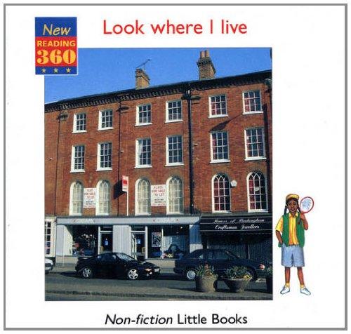 New Reading 360 Level 1: Non Fiction Little Books (4 Set): Non Fiction Little Books Level 1