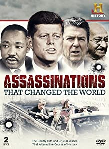 Assassinations that changed the World [DVD]