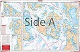 San Juan Islands Nautical Chart / Map