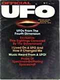 img - for Official UFO December 1976 (Official UFO, 1 Number 13) book / textbook / text book