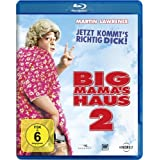 "Big Mama's Haus 2 [Blu-ray]von ""Nia Long"""