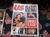 img - for US Magazine (HOLLYWOOD'S ROMANCE IS BACK...HOTTEST COUPLES , beatty & Benning , Patric & Roberts , Stewary & Hunter , Willis & Moore, Fwebruary 1992) book / textbook / text book