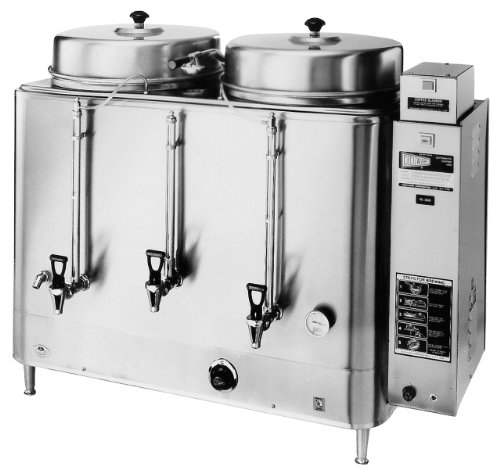 Grindmaster-Cecilware FE300 Adjustable By-Pass Automatic Agitator Urns, 10-Gallon