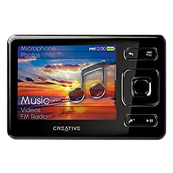 Creative ZEN 32GB (Black)