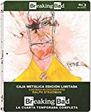 Breaking Bad 4 Temporada Blu-ray España Edición Metálica