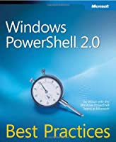 Windows PowerShell 2.0 Best Practices Front Cover