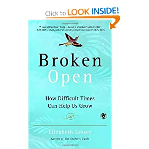 Broken Open: How Difficult Times Can Help Us Grow Elizabeth Lesser