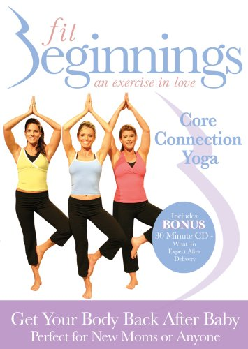 Fit Beginnings: Core Connection Yoga [DVD] [Import]