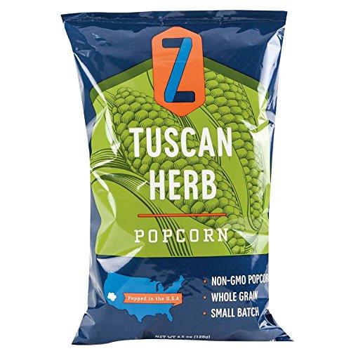 [Zlicious Confections Tuscan Herb Popcorn Single 4.5 oz] (Diy Popcorn Costume)