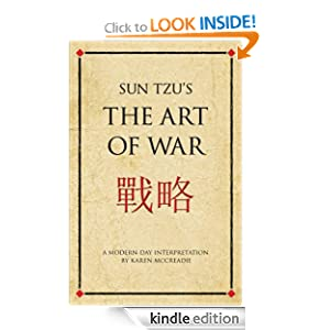 Sun Tzu's The Art of War (Infinite Success) Karen McCreadie