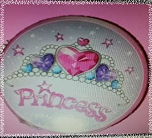 Pretty Pretty Princess Crown Jewels Night Light/ Peace Night Lights/Butterfly Night Light. *See seller's notes.