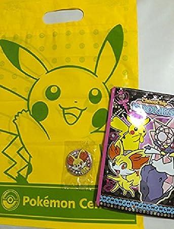 Pokemon Center Limited Tin Badge Fennekin Separately Pikachu Vinyl Anime Goods