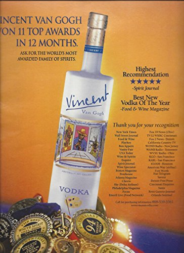 print-ad-for-2001-vincent-van-gogh-vodka-award-scene-print-ad