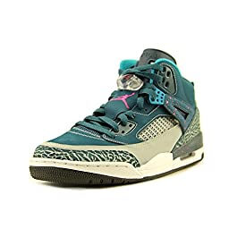 Nike Jordan Men\'s Jordan Spizike Spc Blue/Fsn Pink/Wolf Grey/Trpcl T Basketball Shoe 13 Men US