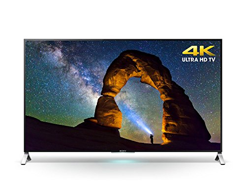 Sony XBR55X900C 55-Inch 4K Ultra HD 3D Smart LED TV (2015 Model)