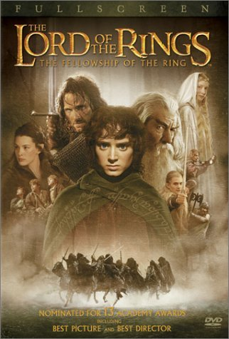 The Lord of the Rings - The Fellowship of the Ring (Full Screen Edition) by Elijah Wood
