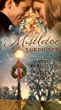 img - for MISTLETOE SURPRISES - ANTHOLOGY book / textbook / text book
