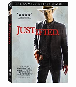 Justified: The Complete First Season (Sous-titres français)