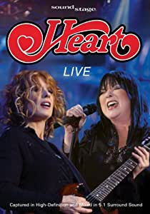 Soundstage Presents: Heart Live