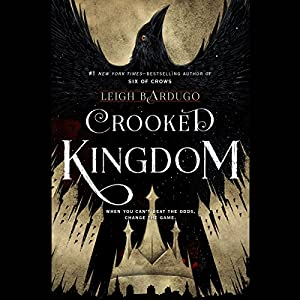 Crooked Kingdom | Livre audio
