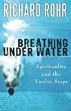 img - for Breathing Under Water: Spirituality and the Twelve Steps by Richard Rohr (Sep 13 2011) book / textbook / text book