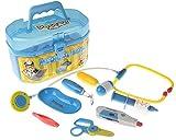 Spielzeug Arztkoffer mit umfangreichem, funktionierendem Zubehör (blau) - 3
