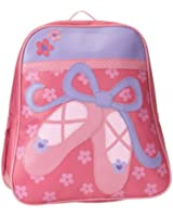Stephen Joseph Little Girls' Go Go Bag