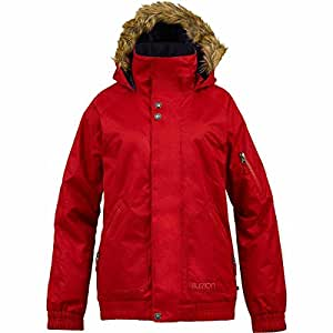 Burton Trinity Jacket Women - Color:Foxfire - Talla:XXS - 2014