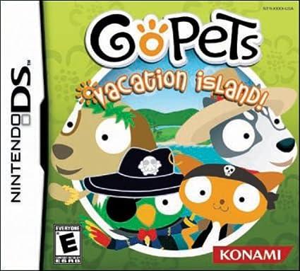 GoPets Vacation Island