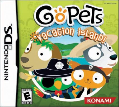 Go Pets: Vacation Island