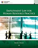 img - for By David J. Walsh Employment Law for Human Resource Practice (5th Fifth Edition) [Hardcover] book / textbook / text book