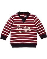 Petit Bateau - Sweat-shirt - À rayures - Bébé garçon